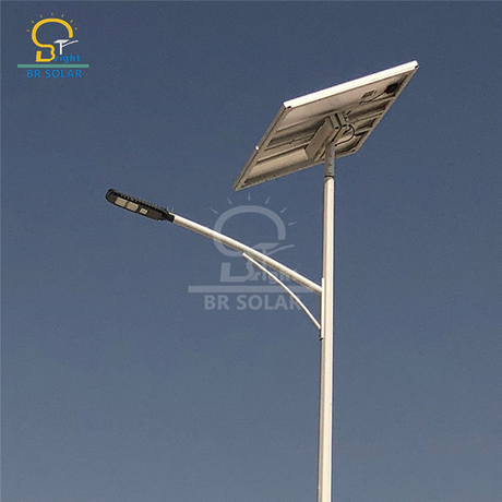 80W LED Solar Lights
