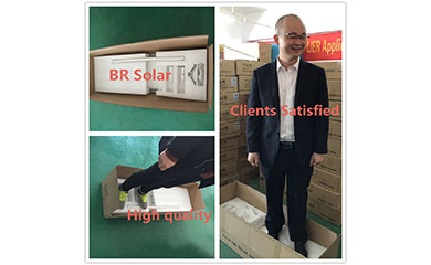 You know why the Packing of BR Solar AIO Solar street light so strong?