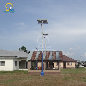 Hot-selling Solar Street Lights For Nigeria