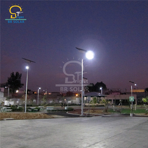 Popular design Solar Street Lights in Cameroon