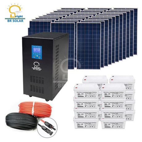 Above 10KW Off Grid Power